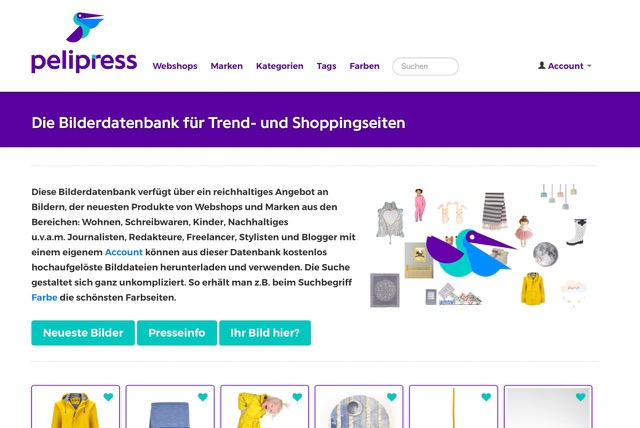 PR-bureau uit Woudrichem lanceert innovatieve Duitse beeldbank: Pelipress