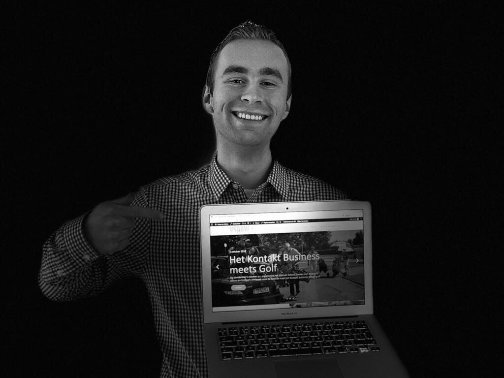 Ziecro bouwt de website voor Vrouw & Altena